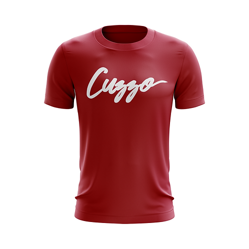 Cuzzo Signature Tee (Red)