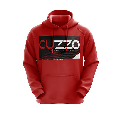 Cuzzo Astro Hoodie (Red)