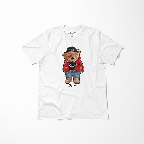 Cuzzo® Cuzzy™ Tee (White)