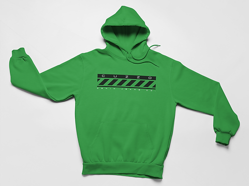 Cuzzo® Construct Hoodie (Kelly Green)