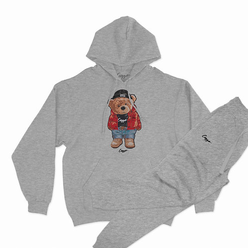 Cuzzo® Cuzzy™ Hoodie Jogger Set (Heather)