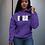 Thumbnail: Cuzzo® BHM Hoodie (Purple)