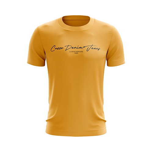 Cuzzo® Scripted (Gold-Black)