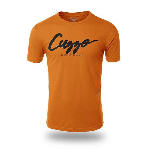 Cuzzo Signature Tee (Orange)