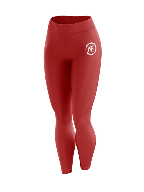 copy of AF Leggings (Red)