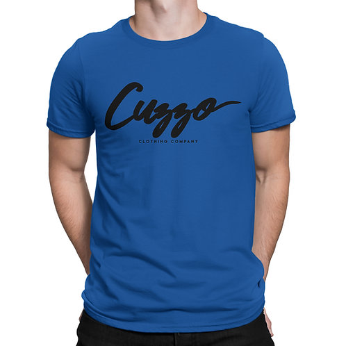Cuzzo® Signature Tee (Royal)