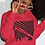 Thumbnail: Cuzzo® Illuminate Sweatshirt (Red)