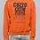 Thumbnail: Cuzzo® Faded Sweatshirt (Orange-Black)