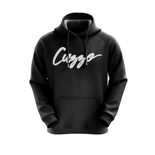 Cuzzo Signature Collection Hoodie (Black)