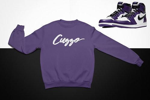 Cuzzo Signature (Purple-White)