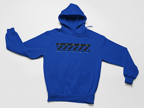 Cuzzo® Construct Hoodie (Royal)