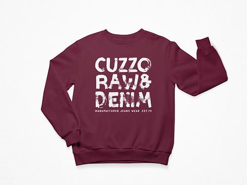 Cuzzo® Breakthrough (Maroon-White)