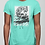 Thumbnail: Cuzzo® Brandwashed tee (Mint)