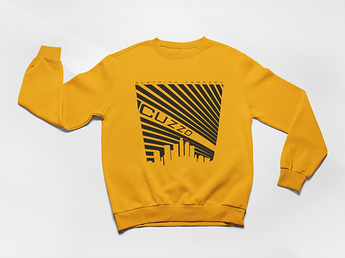 Cuzzo® Illuminate Sweatshirt (Gold)
