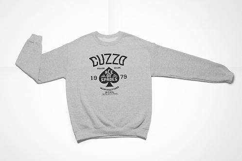Cuzzo® Ace of Spades Sweatshirt (Heather-Black)