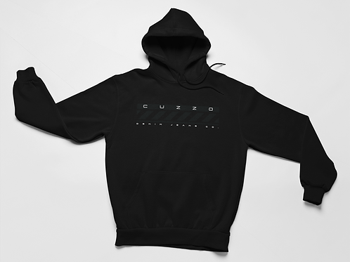 Cuzzo® Construct Hoodie (Black)