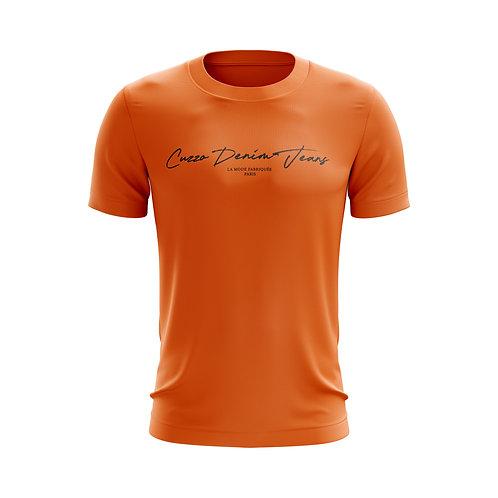 Cuzzo® Scripted (Orange-Black)