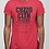 Thumbnail: Cuzzo® Faded Tee (Red-Black)