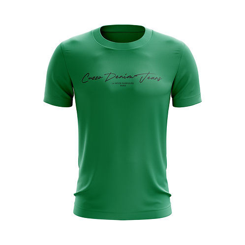 Cuzzo® Scripted (Green-Black)