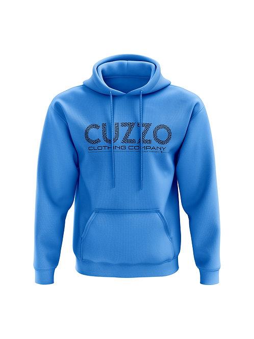 Cuzzo® I Am Black History Sweatshirt (University Blue-Black)