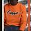 Thumbnail: Cuzzo® Expanded Signature Sweatshirt (Orange)
