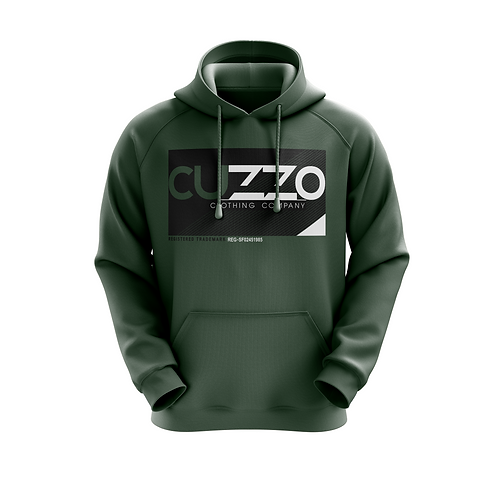 Cuzzo Astro EXCLUSIVE Hoodie (Military Green)