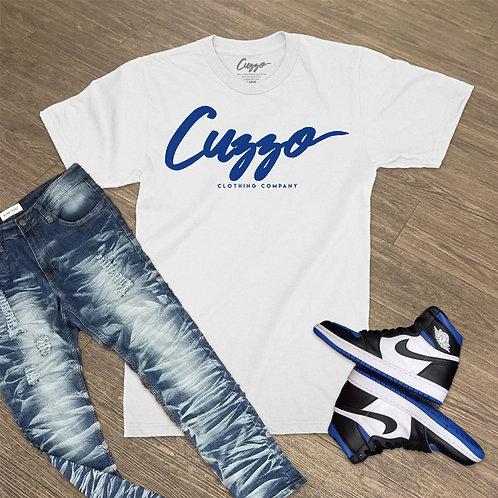 Cuzzo® Signature (White-Royal)