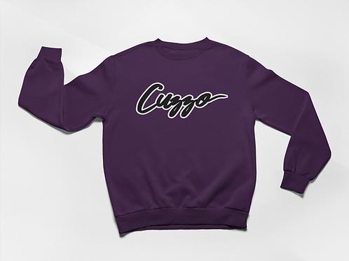 Cuzzo® Expanded Signature Sweatshirt (Purple)