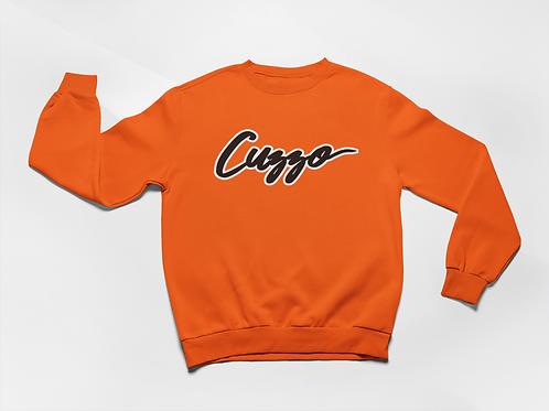 Cuzzo® Expanded Signature Sweatshirt (Orange)