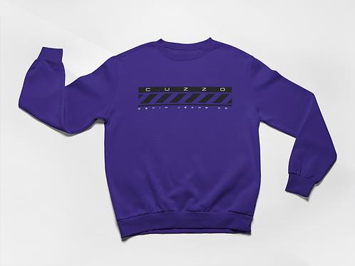 Cuzzo® Construct Sweatshirt (Purple)