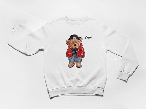 Cuzzo® Cuzzy™ Sweatshirt (White)