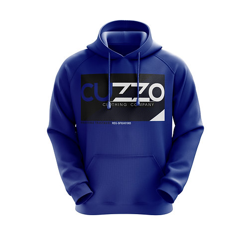 Cuzzo Astro Hoodie (Royal)