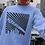 Thumbnail: Cuzzo® Illuminate Sweatshirt (University Blue)