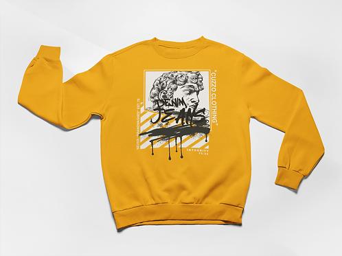 Cuzzo® Brandwashed Sweatshirt (Gold)