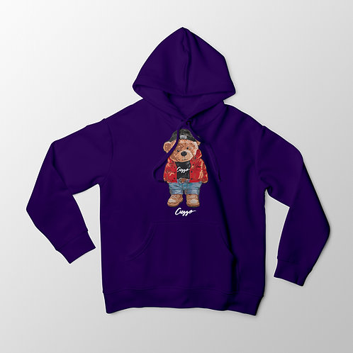 Cuzzo® Cuzzy™ Hoodie (Purple)