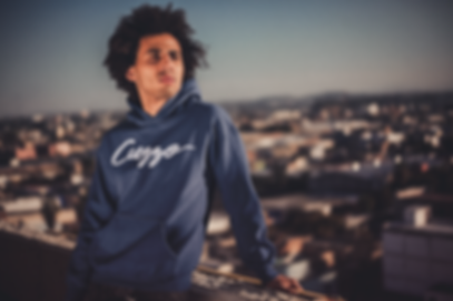 man-with-afro-wearing-a-pullover-hoodie-
