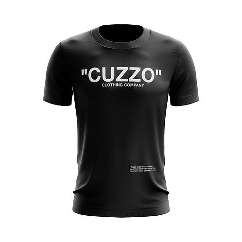 Cuzzo® Quote ME Tee (Black-White)