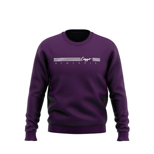 Cuzzo® Quad (Purple-White)