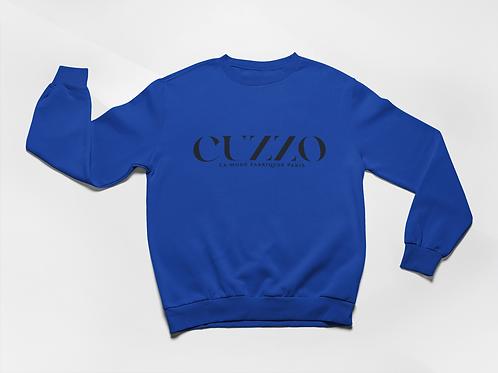 Cuzzo® Lux Sweatshirt (Royal)