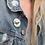 "Thumbnail: Cuzzo Signature 1"" Button (Black)"