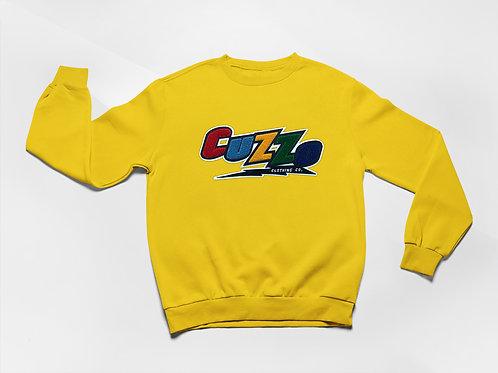 Cuzzo® Arc Sweatshirt (Gold)