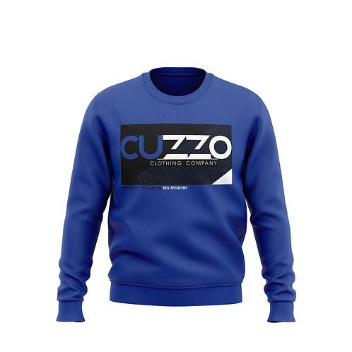 Cuzzo® Astro Crewneck Sweatshirt (Royal)