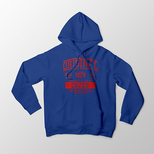 Cuzzo City-Limits Hoodie (Royal-Red)