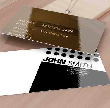 Flame Graphic design business card designs