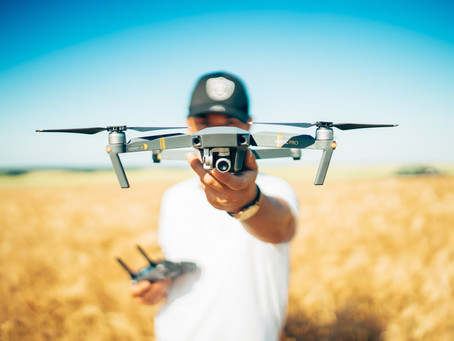 How Drones are Crushing the Real Estate Industry