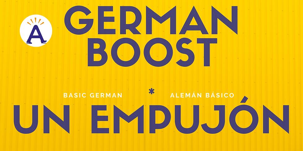 Basic German - Alemán para principiantes