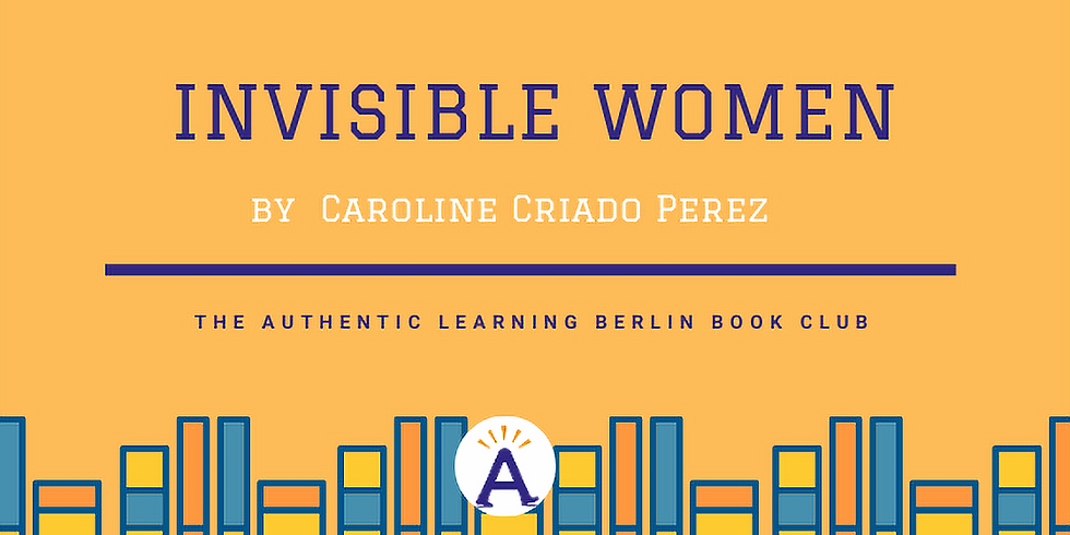 Online book club: Invisible women