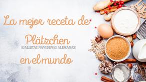Las mejores galletas navideñas a la alemana