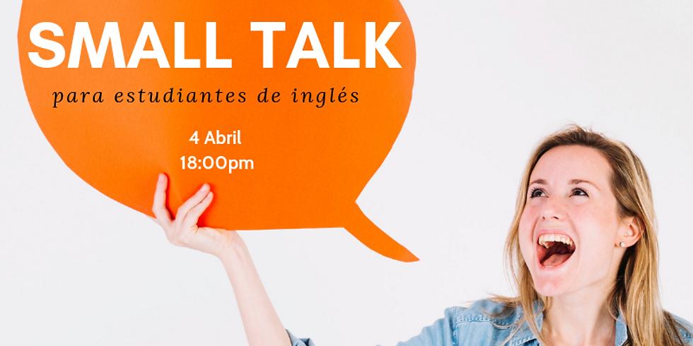 Small talk para estudiantes de inglés (GRATUITO)