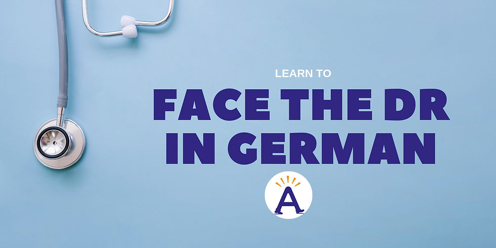 Face the Dr in German